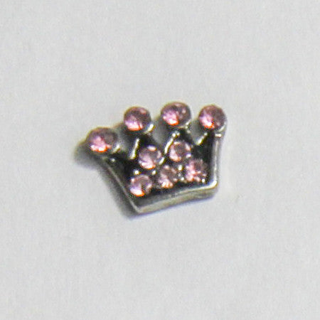 Crown Pink Crystal