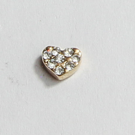 Hearts with Bling