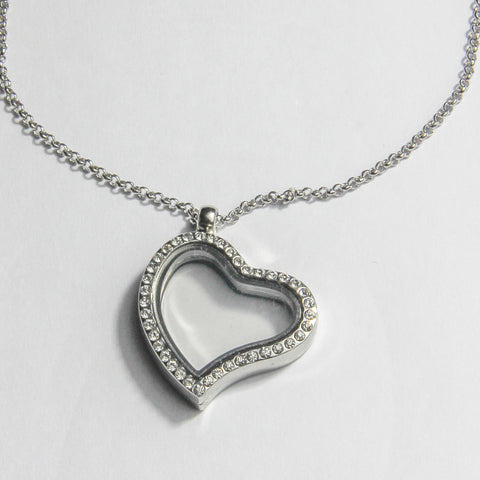 daughter mother heart sterling mop necklaces pendants silver ip lockets locket