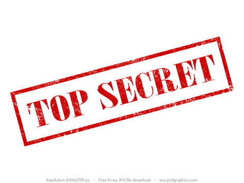 Top Secret- Charms
