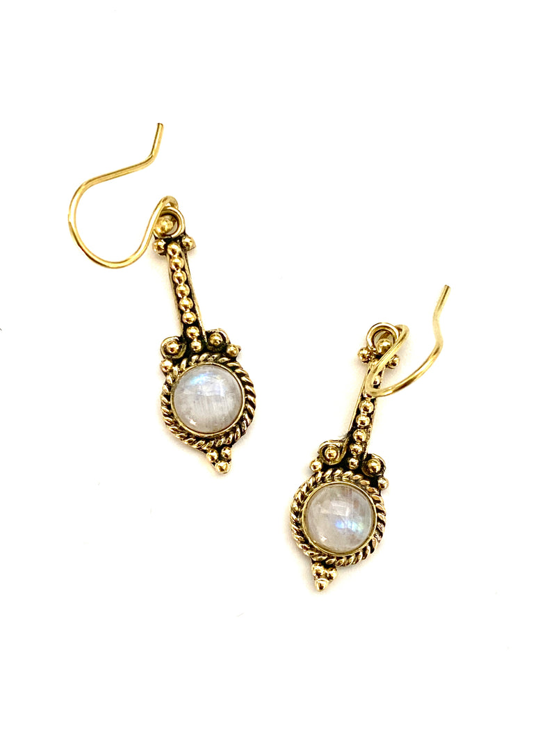 Bayo Coil Earrings