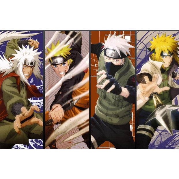 Naruto Cool Anime Canvas Wall Art - AnimePowerStore