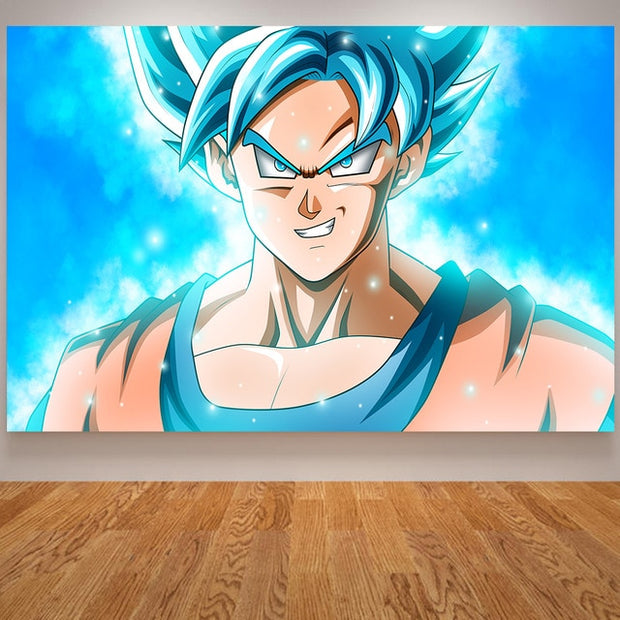 Dragon Ball Poster Canvas Wall Art - AnimePowerStore