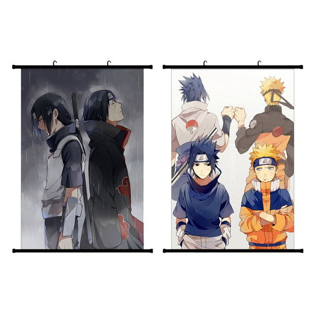 Japanese Anime Naruto Wall Art - AnimePowerStore
