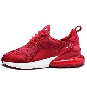 Brand New Running Shoes For Men Air Cushion Mesh Breathable Wear-resistant Hot 2019 Fitness Trainer Sport Shoes Male Sneakers