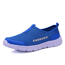 Charger l'image dans la galerie, Brand New Running Shoes For Men Air Cushion Mesh Breathable Wear-resistant Hot 2019 Fitness Trainer Sport Shoes Male Sneakers