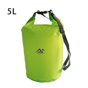 5L/10L/20L/40L Outdoor Dry Waterproof Bag Dry Bag Sack Waterproof Floating Dry Gear Bags For Boating Fishing Rafting Swimming
