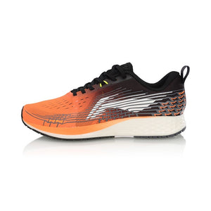 Li-Ning Men BASIC RACING SHOES Running Shoes Light Weight Marathon LiNing Breathable Sport Shoes Sneakers ARBP037 XYP908