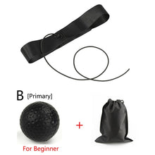 Charger l'image dans la galerie, WorthWhile Kick Boxing Reflex Ball Head Band Fighting Speed Training Punch Ball Muay Tai MMA Exercise Equipment Accessories