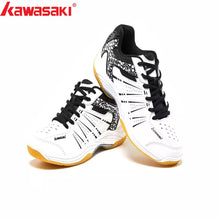 Charger l'image dans la galerie, Kawasaki Professional Badminton Shoes 2019 Breathable Anti-Slippery Sport Shoes for Men Women Sneakers K-063