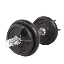 Charger l'image dans la galerie, Barbell Gym Weight Bar Dumbbell Lock Clamp Collar Clips indoor use trainning fitness 2Pcs 25mm