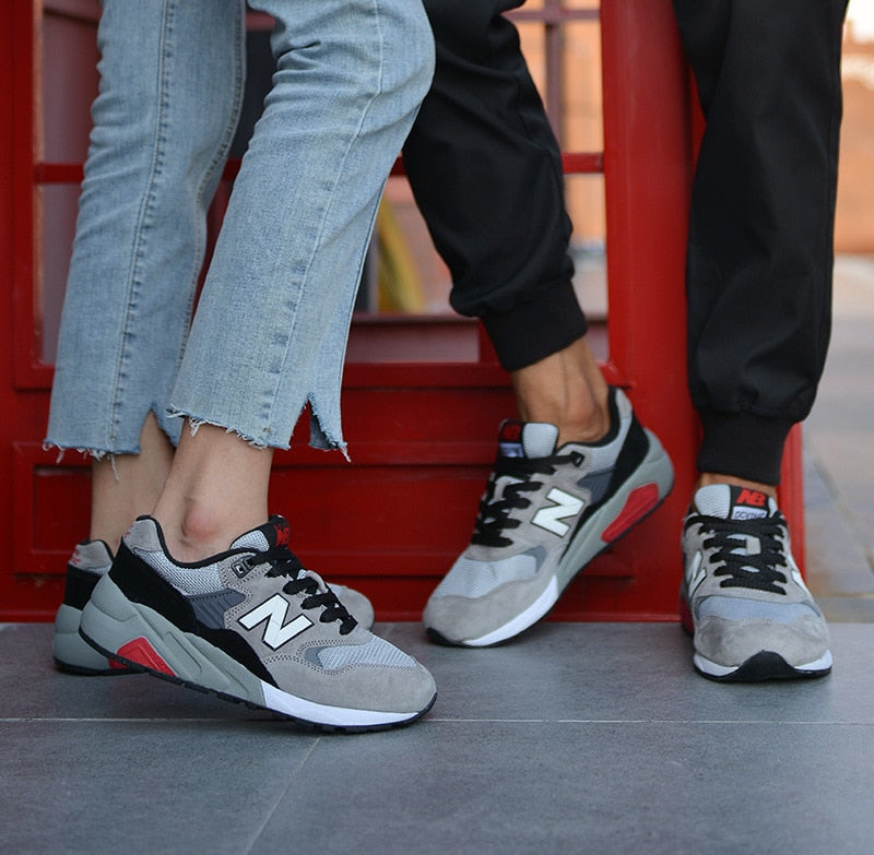 Is pin lang New Balance Wei MEN'S SHOES Athletic Shoes Running Shoes WOMEN'S Casual Shoes Nb580 COUPLE'S Shoes Autumn And Winter