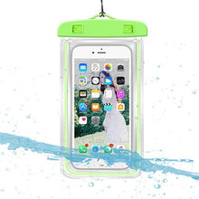 Charger l'image dans la galerie, New 3.5 -6 inch Universal Waterproof Case Phone Dry Bag Swimming Underwater Mobile Phone Holder Cover for Outdoor Activities