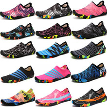 Charger l'image dans la galerie, Swimming Water Aqua Shoes Men Women Beach Camping Shoes Adult Unisex Aqua Flat Soft Walking Lover yoga Shoes Non-slip sneakers