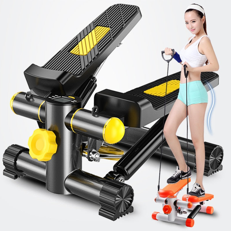 Stepper Household Mini Hydraulic Mute Mountaineering Stepper Multifunctional Fitness Sports Equipment Factory Direct Selling
