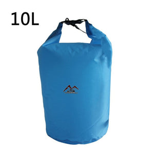 5L/10L/20L/40L/70 Outdoor Dry Waterproof Bag Dry Bag Sack Waterproof Floating Dry Gear Bags For Boating Fishing Rafting Swimming