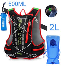 Charger l'image dans la galerie, Lightweight Running Hydration Vest Backpack 15L Outdoor Trail Running Marathon Cycling Hiking Climbing Outdoor Sport Bag Pack XL