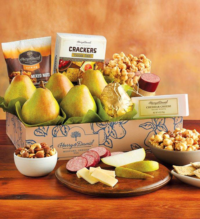 HD Fruit & Snack Gift Boxes by Harry & David - DavaoShop International Gift Service - Send Gifts to your loved ones in the US, Canada, Australia and UK