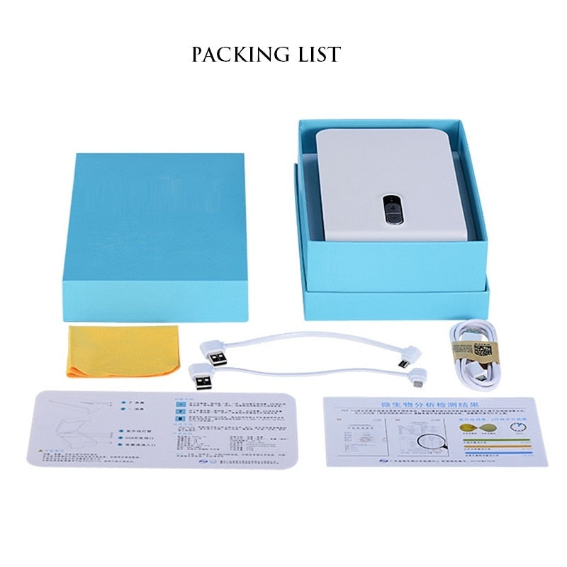 Portable UV CellPhone Sanitizer & USB Charger - DavaoShop International Gift Service - Send Gifts to your loved ones in the US, Canada, Australia and UK