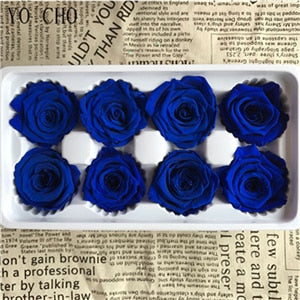 Rose Oasis Preserved Flowers  in a Gift Box - DavaoShop International Gift Service - Send Gifts to your loved ones in the US, Canada, Australia and UK