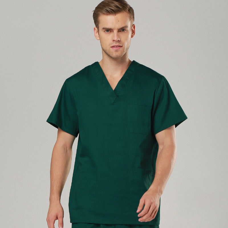 High quality Unisex Scrub Uniform FREE SHIPPING - DavaoShop International Gift Service - Send Gifts to your loved ones in the US, Canada, Australia and UK