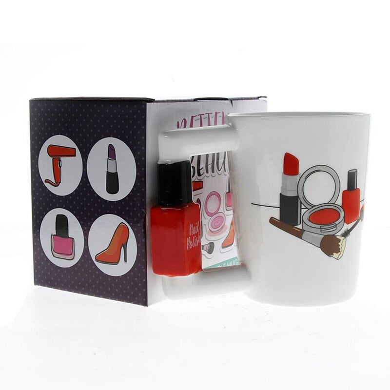 The Fashionista Coffee Mug - DavaoShop International Gift Service - Send Gifts to your loved ones in the US, Canada, Australia and UK