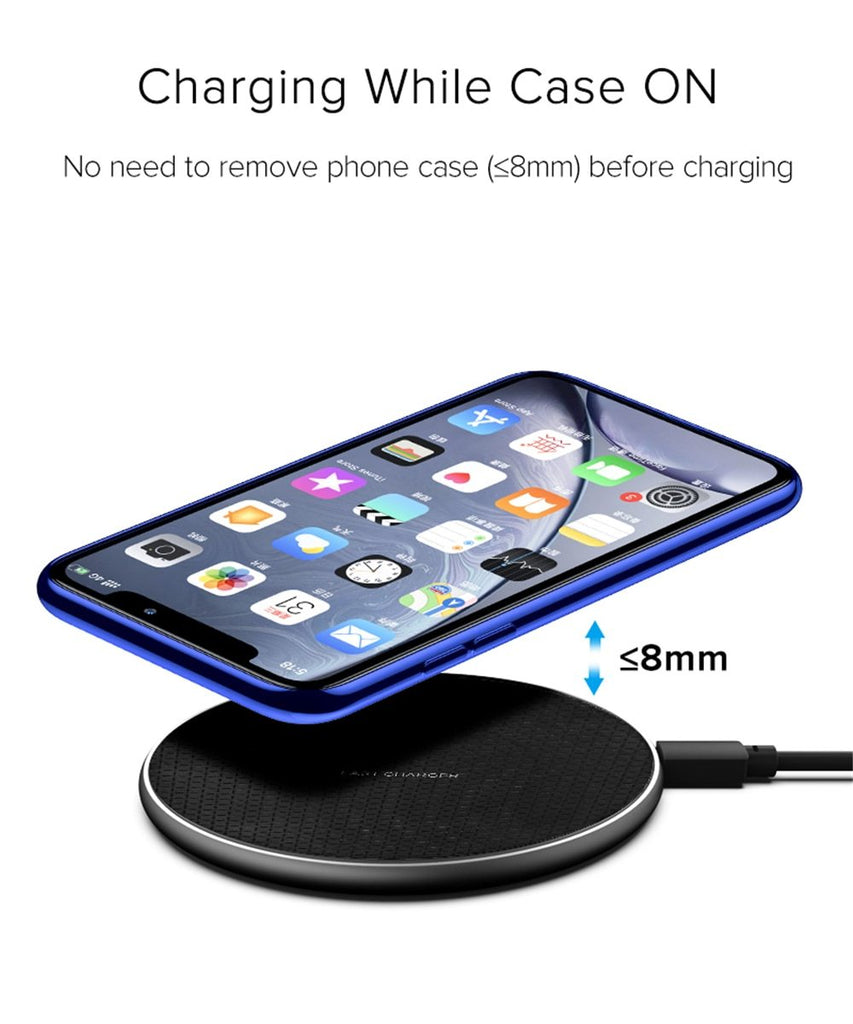 SLIM & FAST Wireless Charger FREE SHIPPING - DavaoShop International Gift Service - Send Gifts to your loved ones in the US, Canada, Australia and UK