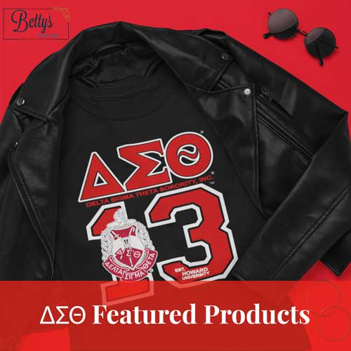 Featured Delta Sigma Theta Products