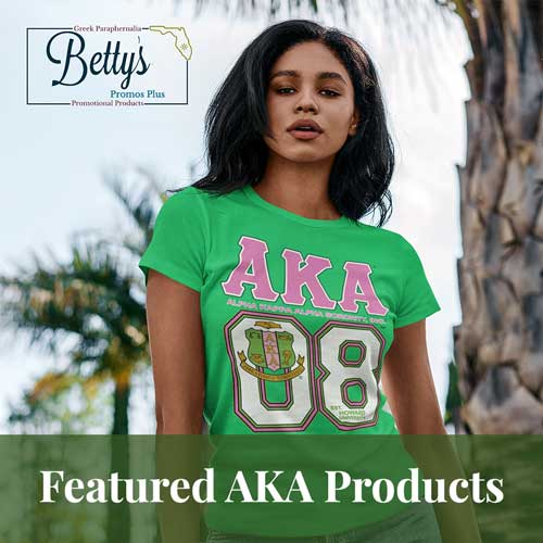 Featured AKA Products