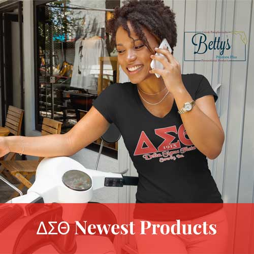 Newest Delta Sigma Theta Products