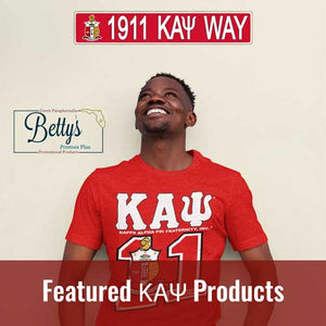 Featured Kappa Alpha Psi ΚΑΨ Products