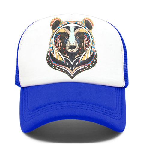 casquette homme ours
