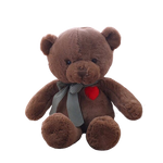 Peluche Ours<br> Coeur - 35 cm