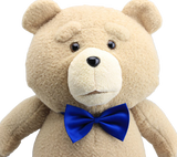 Peluche Ours<br> Ted - Noeud papillon