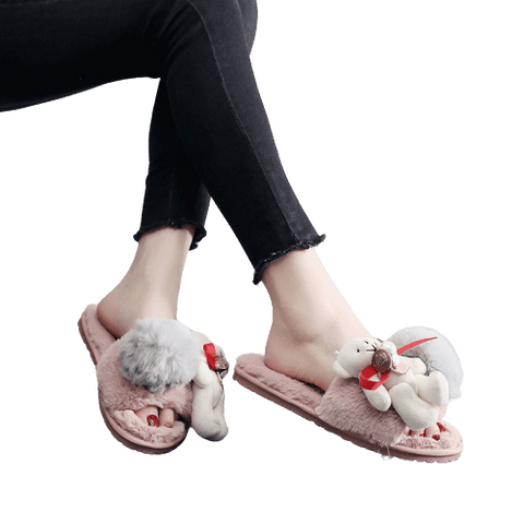 chausson ours polaire