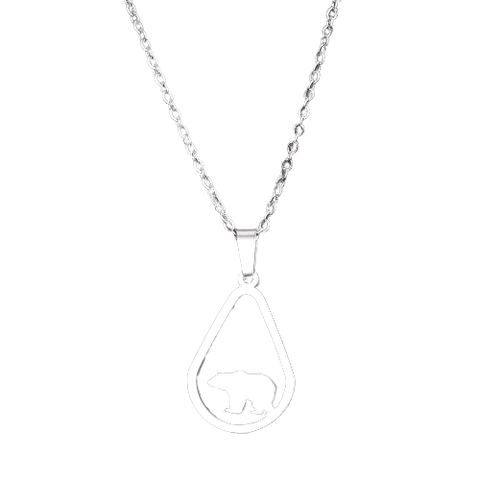 Collier Ours<br> Polaire