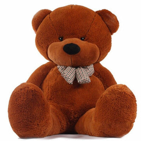 nounours marron grand gourmand