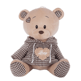 Peluche Ours<br> Habillé - Sweat love