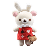 Peluche Korilakkuma <br> Blanche - ours