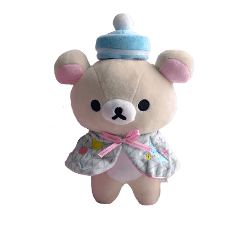 Peluche Korilakkuma<br>Blanche - ours