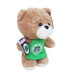 Peluche Ours<br>Ted - Serveur