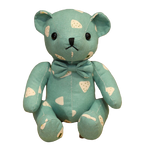 Peluche Ours<br> Vert