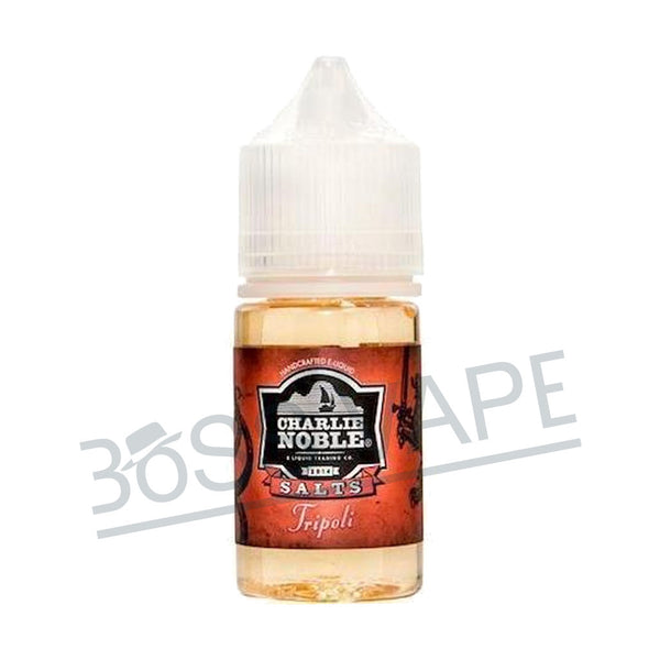 Charlie Noble Salts - Tripoli - Boss Vape