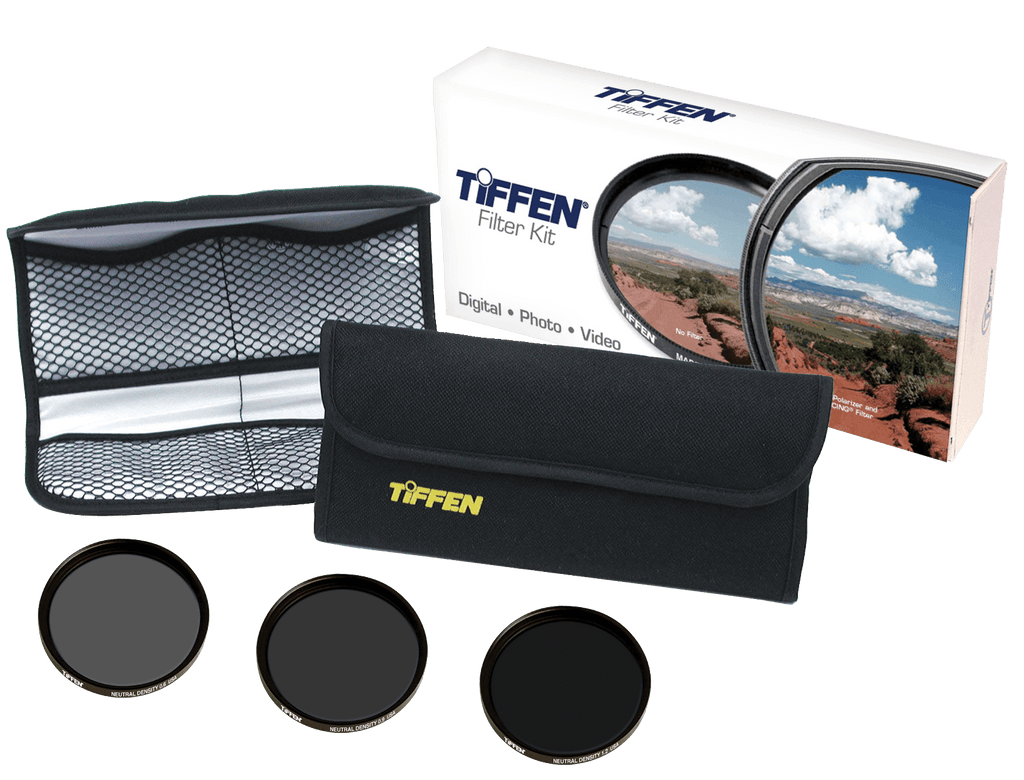 Digital Neutral Density Filter Kit - The Tiffen Company