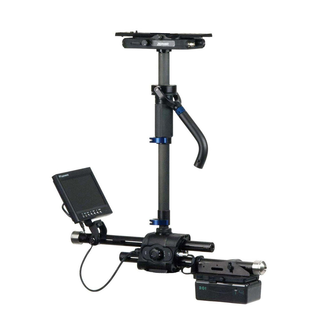 "Steadicam Zephyr System with 7"" HD Monitor, Arm & Vest"