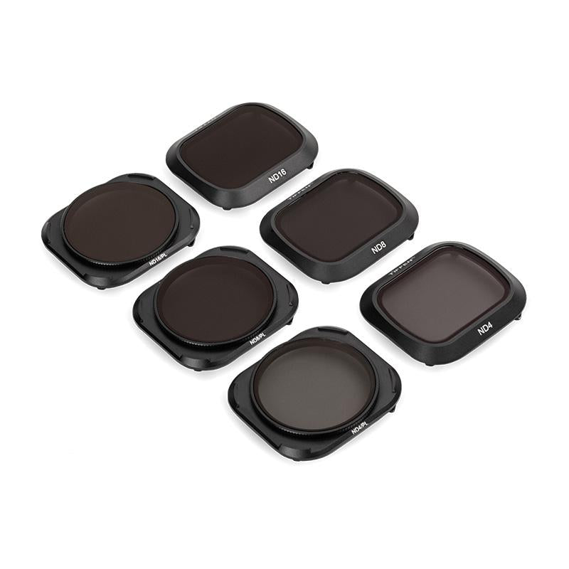 Tiffen 6 Filter ND & ND/Polarizer Kit for DJI Mavic 2 Pro