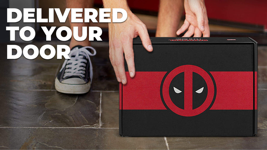 Get a surprise Deadpool bundle every 3 months