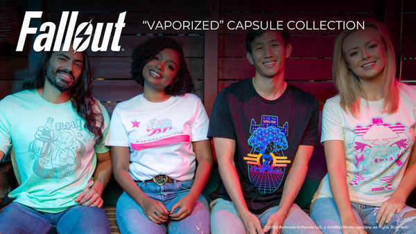 "FALLOUT® ""VAPORIZED"" CAPSULE COLLECTION"