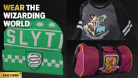 Show off your house pride with enchanting apparel