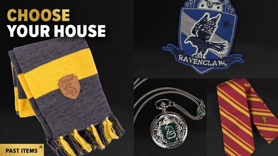Are you a brave Gryffindor, clever Ravenclaw, loyal Hufflepuff or cunning Slytherin?